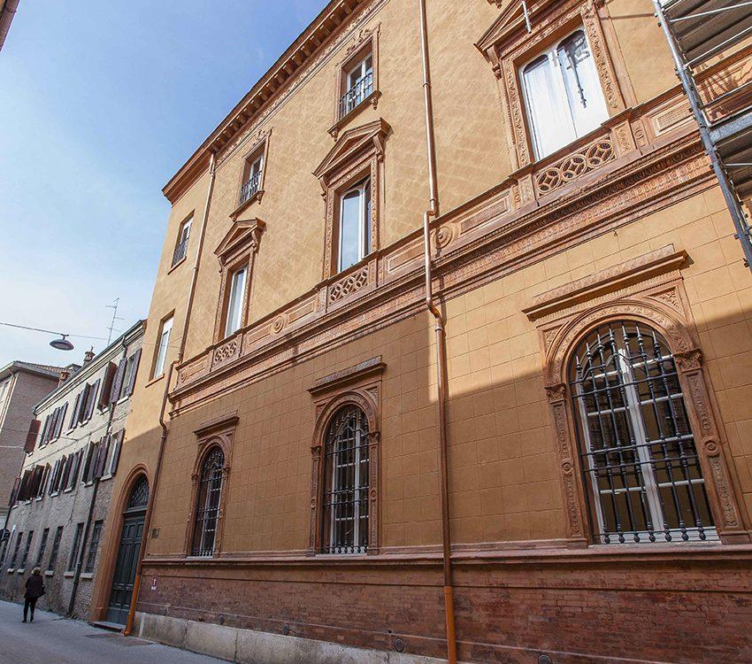 palazzo gulinelli x - binariolab - restauro sostenibile