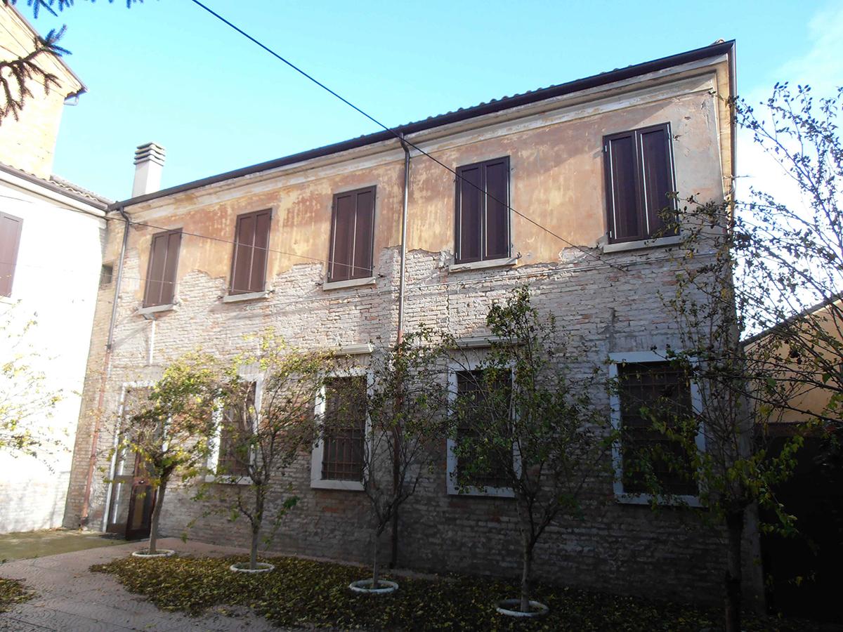 formignana - ambito - restauro sostenibile