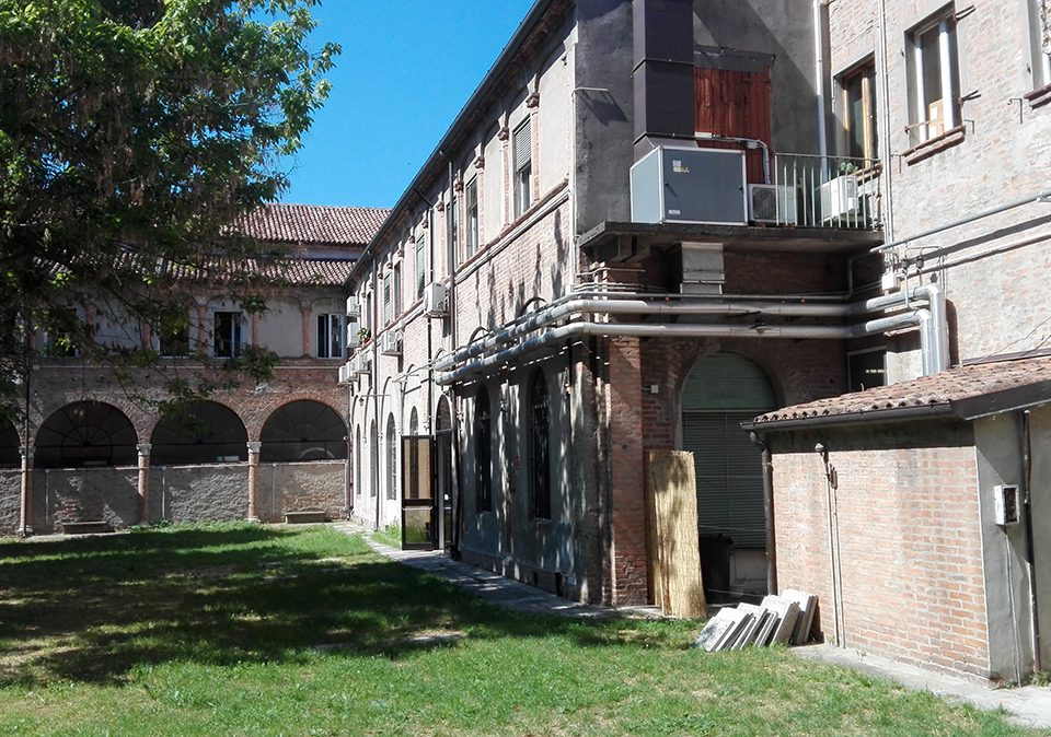 s monica x - palazzo - restauro sostenibile