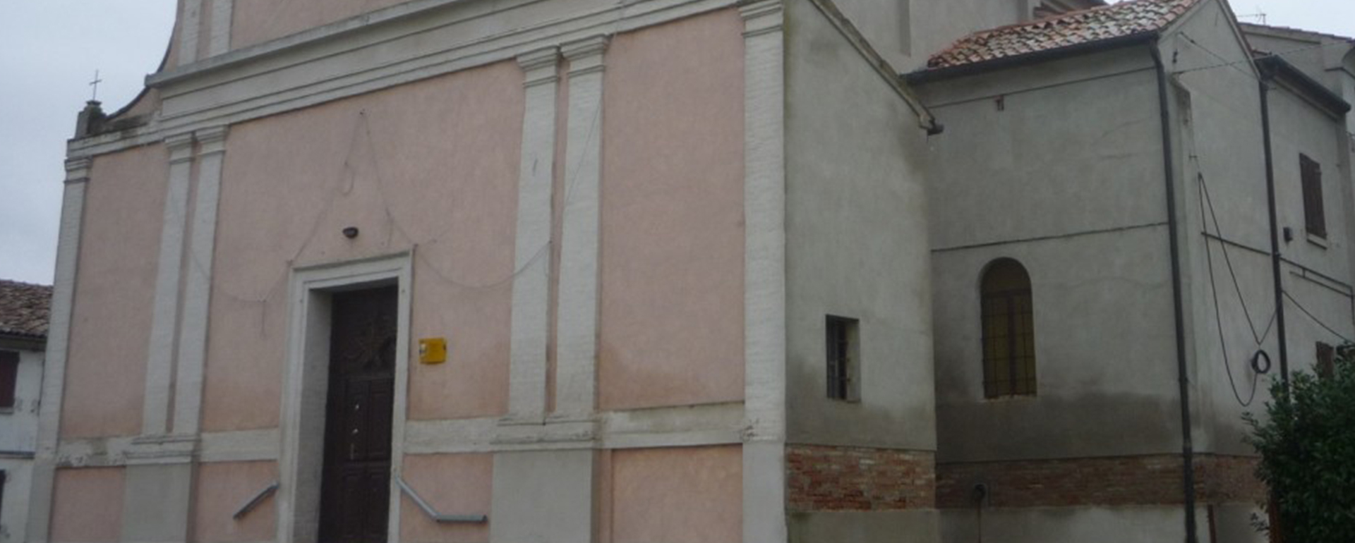 chiesa - restauro sostenibile
